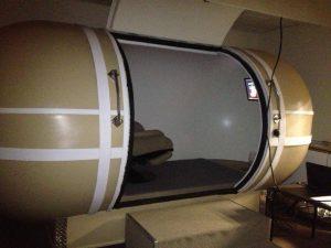 Hypersonic Sphere U76 front view open